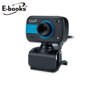 E-books W11 Webcam with LED Light