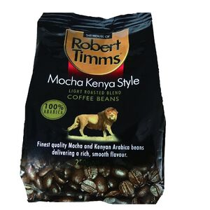 Robert TimmsMocha KenyaCoffeeBean