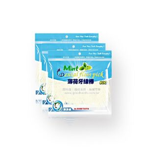 Mr Good Tooth Essential Floss-Pack