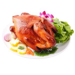 烤帶爪肉雞(熟品每隻約1.15∼1.25公斤)限當日配(於一般訂單會刪單不配送)