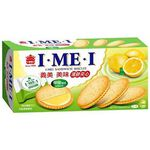 義美美味薄餅夾心-檸檬, , large