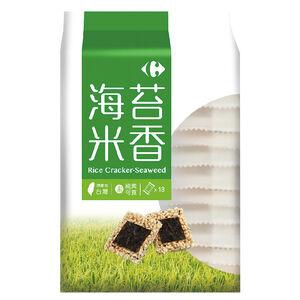 C-Rice Cracker Seaweed