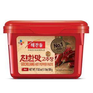 CJ Red Pepper Sauce