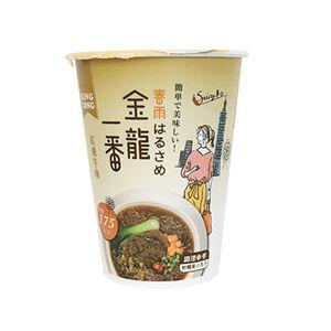 金龍一番紅燒牛肉杯41g