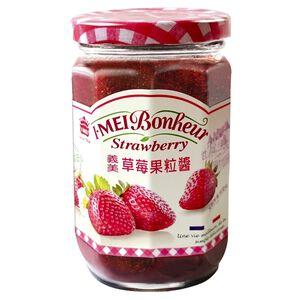 義美草莓果粒醬-300g