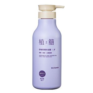 SIMPLE. PURE. SOOTHING  SOFT SHOEWR GEL