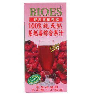 BIOES Cranberry Grape Juice