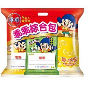 Kuai Kuai snack combination- 5packs