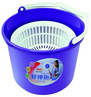 Simple bucket-dragging