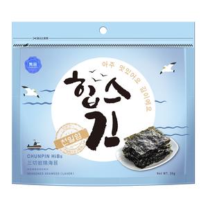 Chunpin HiBs 3 slices Seasoned Seaweed