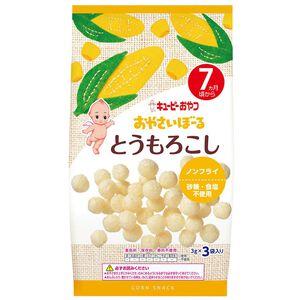 Kewpie寶寶果子球-玉蜀黍(7M)9g