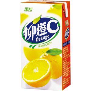 黑松柳橙汁-TP300ml