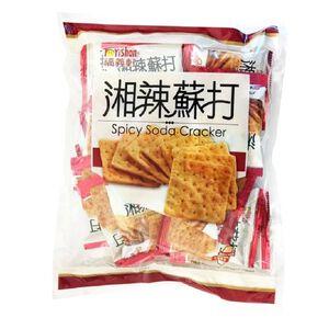 福義軒 湘辣蘇打餅(每包約340克)