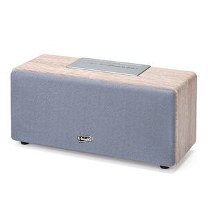 E-books D37 Wood Grain BT Speaker
