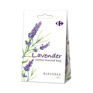C-Clothes Scented Bag Lavender