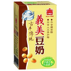 義美豆奶250ml