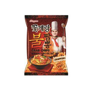 Binggrae Crab Chips-Jjamppong