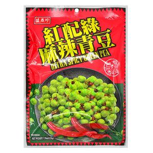 盛香珍麻辣青豆