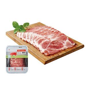 思牧冷凍豬梅花烤肉片(每盒約500克)