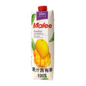泰國MALEE 芒果合果汁原封箱-1000mlx12瓶