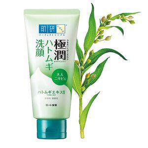 肌研健康深層清潔調理洗面乳