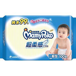 【濕紙巾】滿意寶寶濕毛巾柔棉型補充包