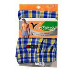 Victoryh織帶平口褲, XL, large