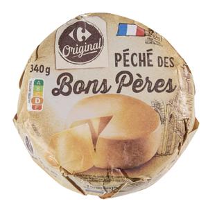 C-Petit St Paulin Peche Bons Peres