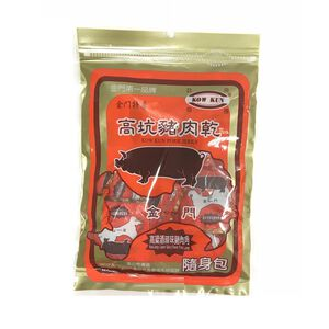 Kowkun spicy pork jerky