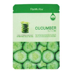 Farm stay cucumber Mask