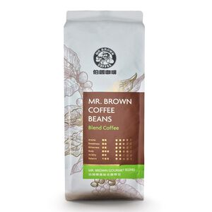 Mr. Brown Gourmet Blend Coffee Bean