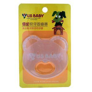 優生咬牙固齒器- 熊造型適用年齡:2~3個月以上或長牙期寶寶