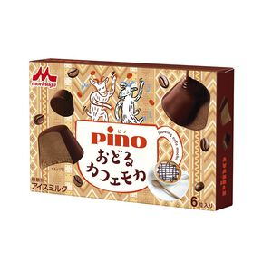 Pino巧克力冰淇淋-濃香摩卡夾心60ml