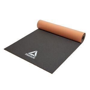 6mm Yoga Mat-Purple/Grey