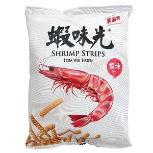 蝦味先-香辣口味115g