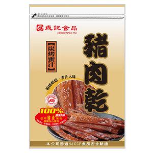 CJ Pork Jerky-BBQHoney