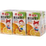 義美寶吉純果汁柳橙TP125ml, , large