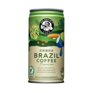 Mr. Brown Premium Coffee Brazil
