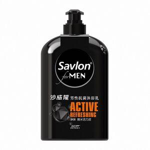 Savlon Men Shower-Active