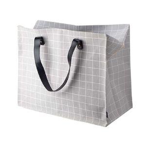 平帆系全立體條紋帆布袋