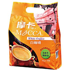 Mocca  3 in 1 White Coffee