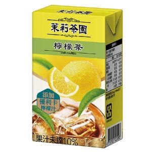 光泉茉莉茶園檸檬茶250ml