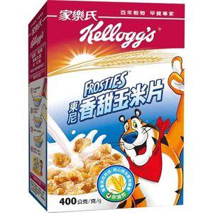 家樂氏東尼香甜玉米片 400克/盒