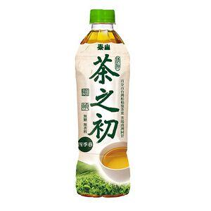 茶之初台灣四季春 535ml