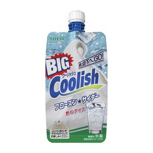 Coolish Soda Big Pouch-Style Ice cream