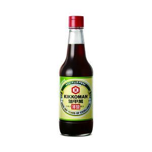 KIKKOMAN 100 Pure Brew Soy Sauce- Law t