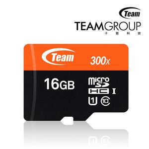 【記憶卡】Team MicroSDHC 16GB