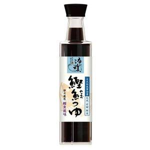 淬釀和風醬油露靜岡鰹魚300ml