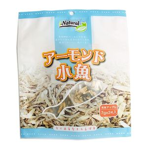i-Natural Almond Fish
