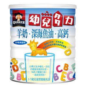 002含贈Quaker Milk Powder (Fruit)